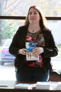 Charity Kountz | Author